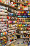 Ribbons Shop Stock Image