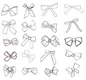 Ribbons  vector Royalty Free Stock Photo