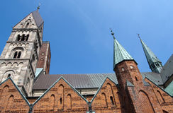 Ribe ,Denmark Stock Photo