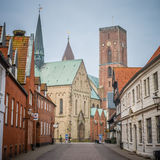 Ribe, Denmark Royalty Free Stock Images