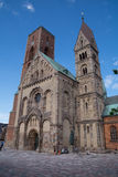 Ribe Domkirke Cathedral, Ribe, Denmark Royalty Free Stock Images