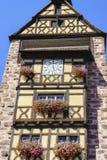 Ribeauville, Αλσατία, Γαλλία στοκ φωτογραφία με δικαίωμα ελεύθερης χρήσης