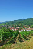 Ribeauville,Alsace Stock Photography
