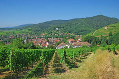 Ribeauville,Alsace,France Royalty Free Stock Image