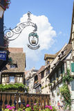 Ribeauville , Alsace, France. Royalty Free Stock Photography