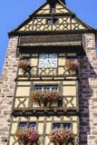 Ribeauville , Alsace, France. Royalty Free Stock Photo