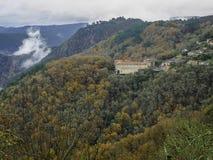 Ribeira骶骨的风景 图库摄影