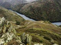 Ribeira骶骨的风景 免版税库存照片
