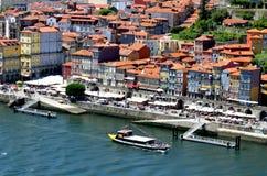 Ribeira, Πόρτο, Πορτογαλία Στοκ φωτογραφίες με δικαίωμα ελεύθερης χρήσης