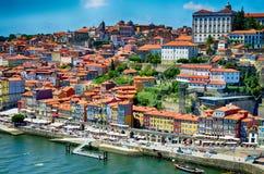 Ribeira, Πόρτο, Πορτογαλία Στοκ Εικόνες