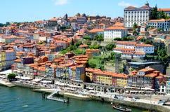 Ribeira, Πόρτο, Πορτογαλία Στοκ φωτογραφία με δικαίωμα ελεύθερης χρήσης
