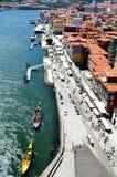 Ribeira, Πόρτο, Πορτογαλία Στοκ εικόνα με δικαίωμα ελεύθερης χρήσης