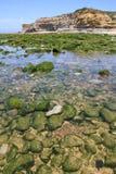 Ribeira d'Ilhas beach Royalty Free Stock Photography