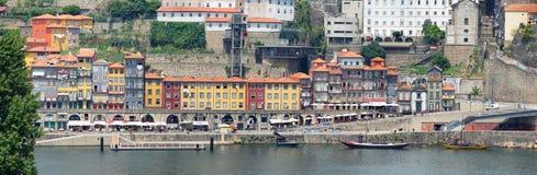 Ribeira District in Porto Stock Foto
