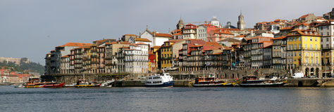 Ribeira do Porto Royalty Free Stock Image