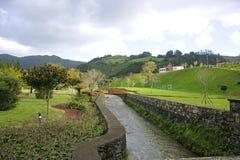 Ribeira Grande, Sao Miguel, Azores Royalty Free Stock Photo