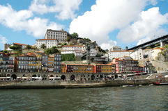Ribeira, Oporto City Stock Photos
