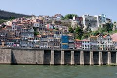 Ribeira of Porto Royalty Free Stock Photography
