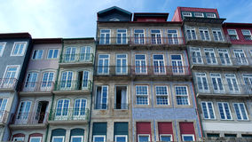 Ribeira, Porto, Portugal Stock Photos