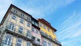 Ribeira, Porto, Portugal Stock Images