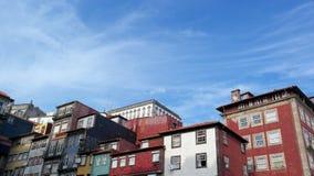 Ribeira, Porto, Portugal Royalty Free Stock Photo