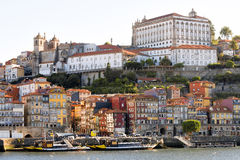 Ribeira Porto Stock Photo