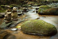 Ribeiro de Pebbled imagem de stock royalty free