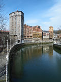 ribera Ισπανία του Μπιλμπάο Στοκ φωτογραφία με δικαίωμα ελεύθερης χρήσης