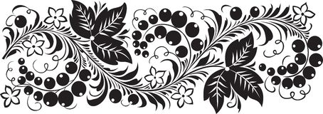 Ribes nero royalty illustrazione gratis