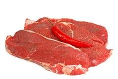 Ribeye steak Stock Images