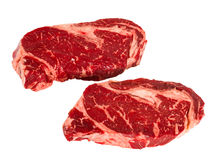 Ribeye steaks Royalty Free Stock Photography