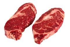 Ribeye steaks Royalty Free Stock Photography