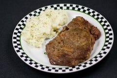 ribeye stek Zdjęcie Stock