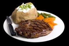 ribeye stek
