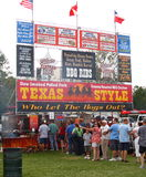 Ribfest Royalty Free Stock Photos