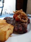 Riblapje vlees 5 Stock Afbeeldingen