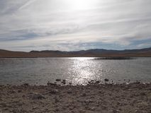 Riblje sjön Royaltyfri Bild