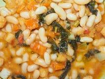 Ribollita Tuscan soup Stock Photography