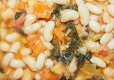 Ribollita Tuscan soup Royalty Free Stock Images