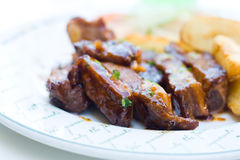 Ribs Stock Photography