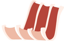 Ribs icon Royalty Free Stock Photography