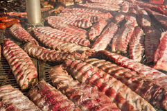 Ribs Royalty Free Stock Photo