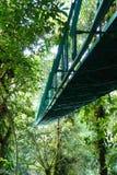 rica πλευρών γεφυρών monteverde που α&n Στοκ φωτογραφίες με δικαίωμα ελεύθερης χρήσης