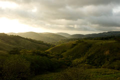 rica πλευρών monteverde Στοκ εικόνες με δικαίωμα ελεύθερης χρήσης