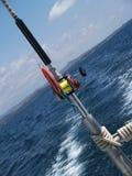 rica рыболовства Косты Стоковые Фото