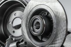 Ricambio auto Fotografie Stock