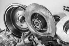 Ricambio auto Immagini Stock
