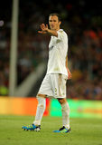 Ricardo Carvalho de Real Madrid Photo stock