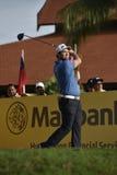Ricardo Gouveia, championnat 2017 de Maybank Images stock