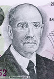Ricardo Jimenez Oreamuno Stock Images